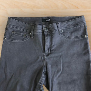 a.n.a Jeans - A.n.a. Stretchy Skinny Jeans (Gray)